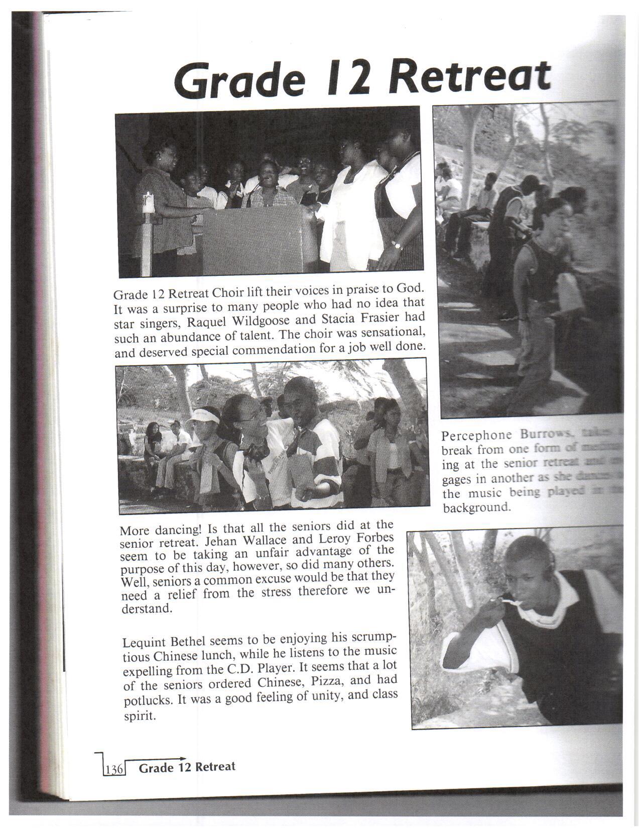 Yearbook 1999 – St Augustine's College Alumni Association