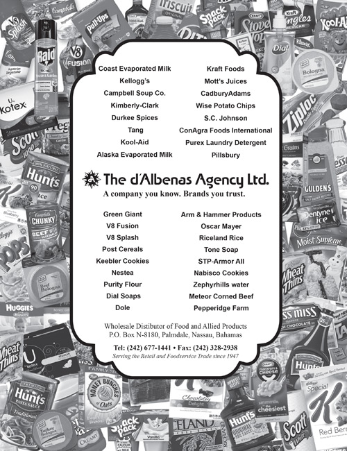 The d'Albenas Agency Ltd.